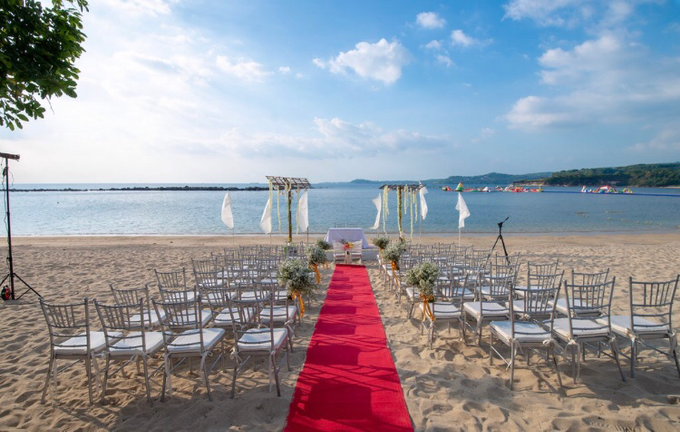 Beach Wedding - Simeon and Christel 10.25.2018 by Icona Elements Inc. ( an Events Company, Wedding Planning & Photography ) - 013