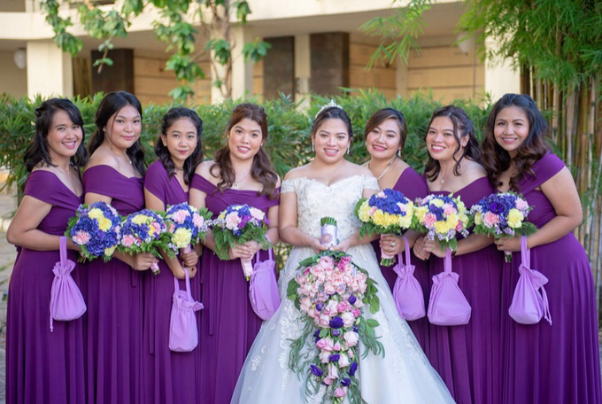 FilipinianaPurple Wedding - Dan & Carla 02.08.2019 by Icona Elements Inc. ( an Events Company, Wedding Planning & Photography ) - 009