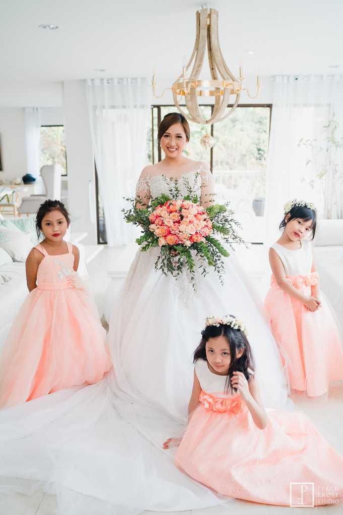 Rustic Tagaytay Wedding - Tracy & Jen 02.19.2019 by Icona Elements Inc. ( an Events Company, Wedding Planning & Photography ) - 017