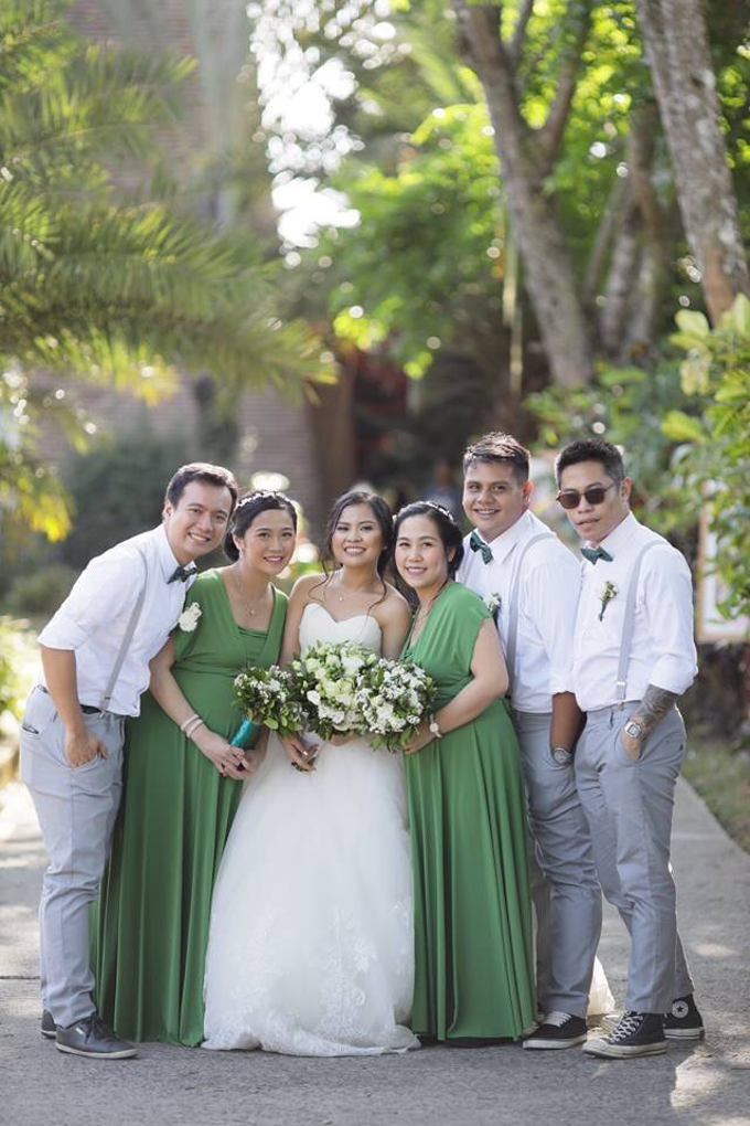 Greenery Wedding - Chan & Chay 03.21.2019 by Icona Elements Inc. ( an Events Company, Wedding Planning & Photography ) - 018
