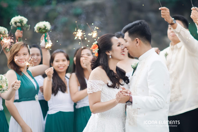 Engr Couple Wedding - Charles & Lace 06.03.2019 by Icona Elements Inc. ( an Events Company, Wedding Planning & Photography ) - 016