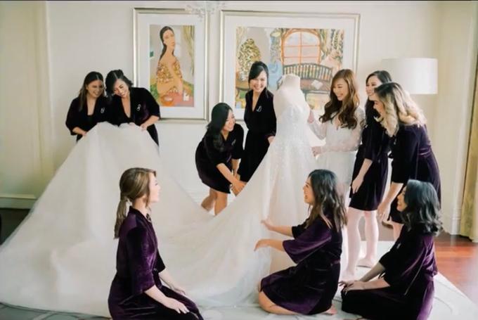 Elegant Wedding - Ian & Jill 01.18.2020 by Icona Elements Inc. ( an Events Company, Wedding Planning & Photography ) - 009