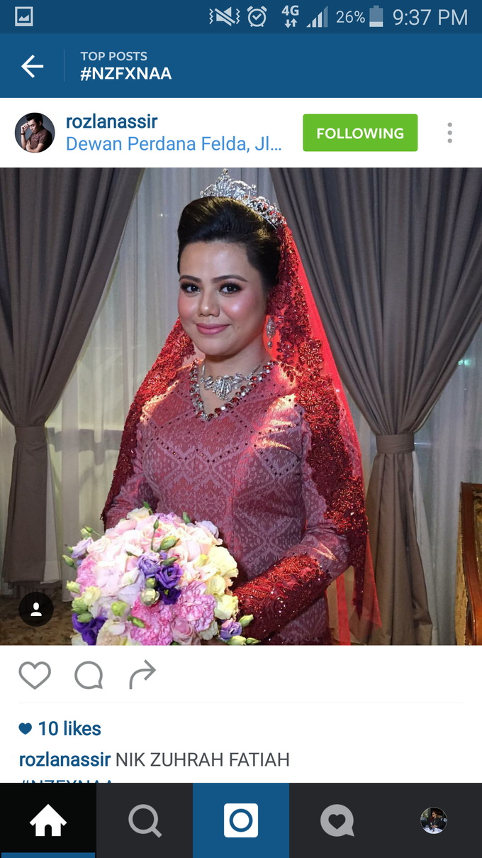 Songket Collection by Emma Wedding - 013
