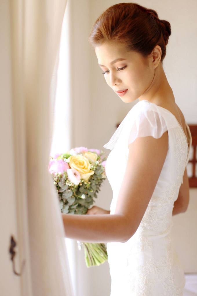 Real Brides by Melody Tinoy Makeup Artist - 008