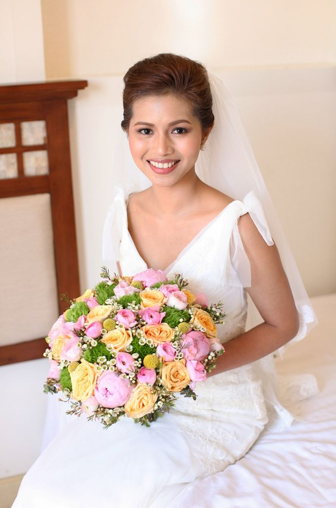 Real Brides by Melody Tinoy Makeup Artist - 009