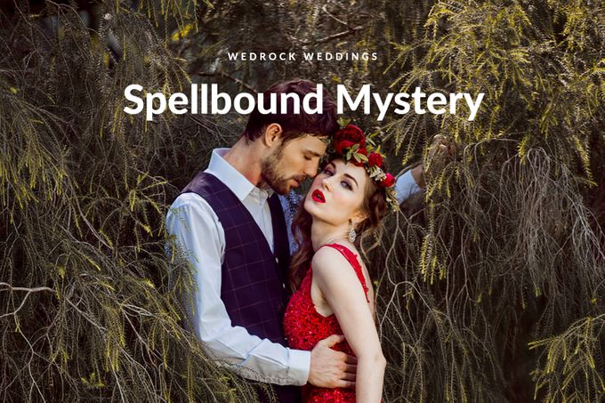 Spellbound Mystery by Everitt Weddings - 001