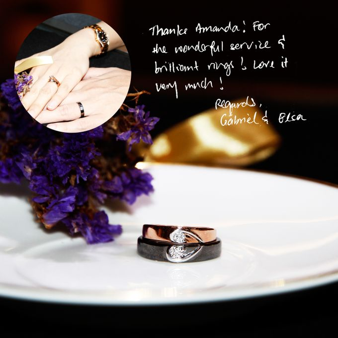 Guest Notes of eClarity couples by eClarity Diamonds - 024