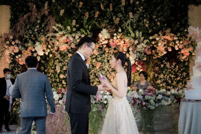 Ian & Etania Wedding by Sweetsalt - 033