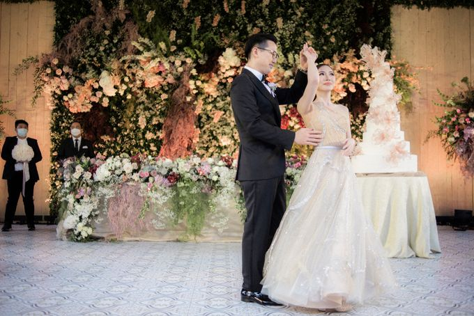 Ian & Etania Wedding by Sweetsalt - 037