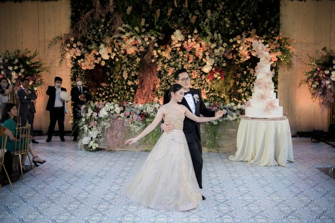 Ian & Etania Wedding by Sweetsalt - 039