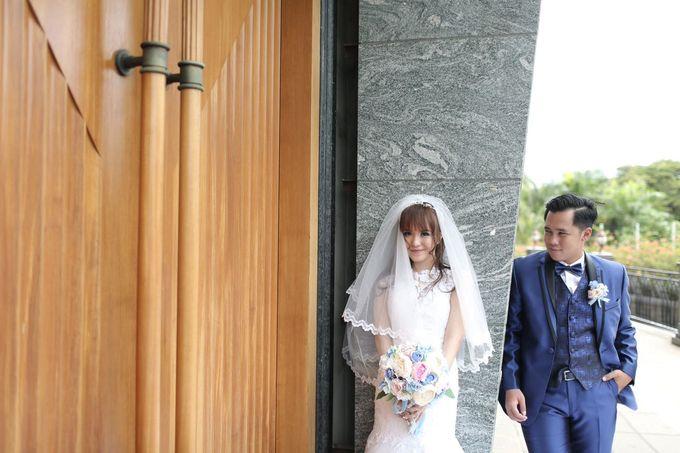 Denni & Juli Wedding by DESPRO Organizer - 004