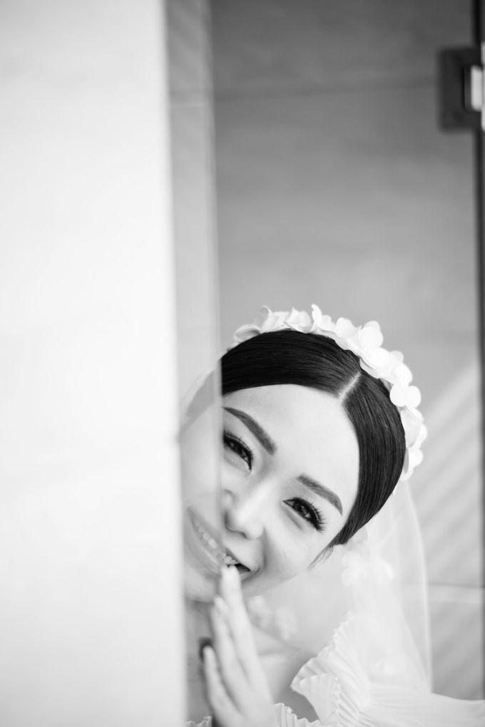 Adit & Tata Wedding at Hilton by PRIDE Organizer - 001