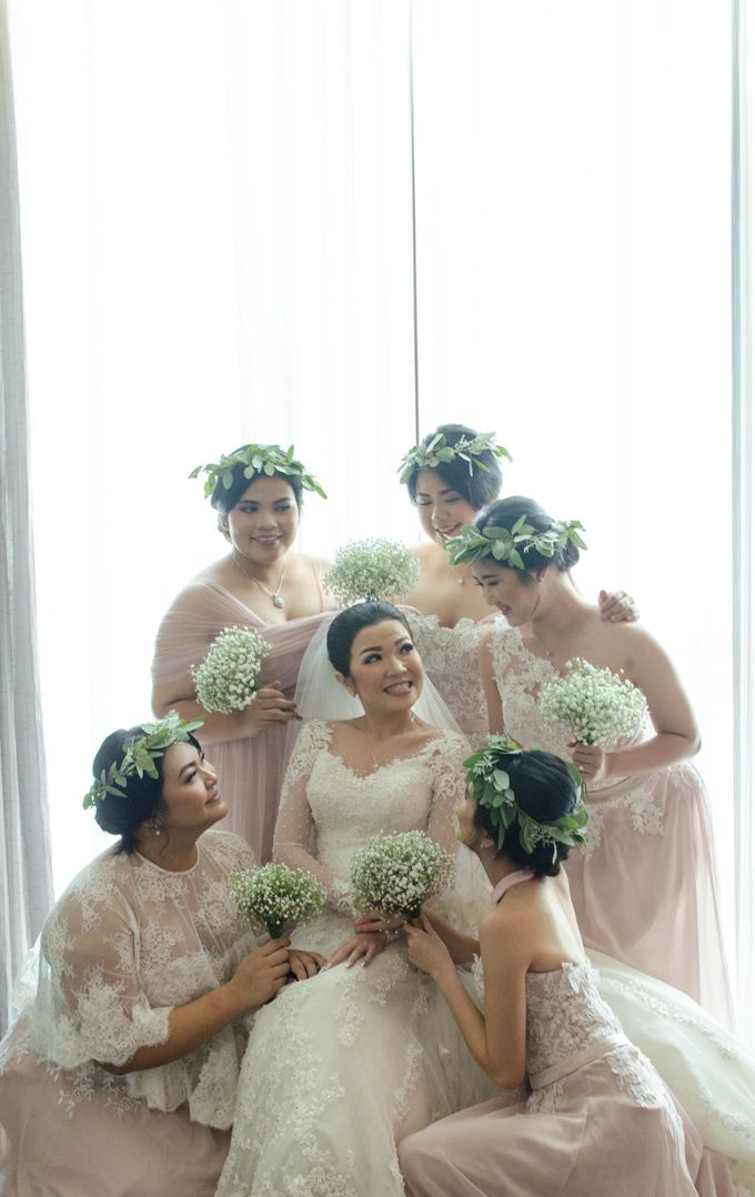 Wedding Day of Hendri & Lisa by Edelweis Organizer - 011