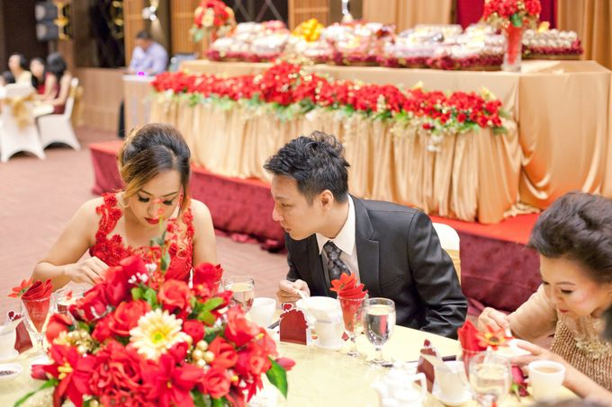Engagement Of Erwin ❤ Fransisca by The Sweet Honeymoon - 003