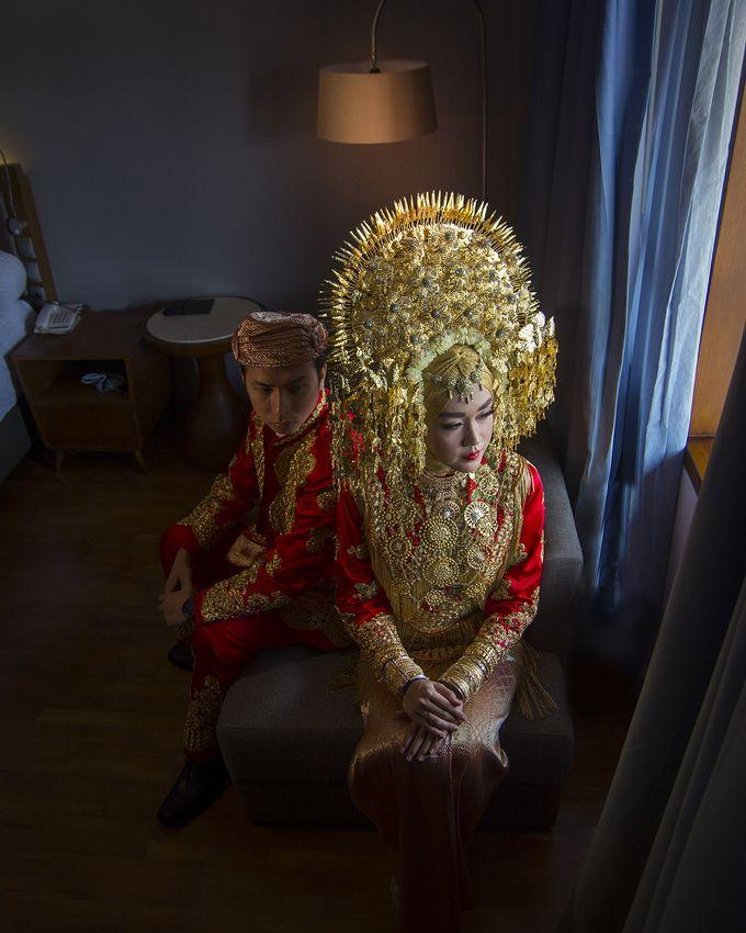 Niko + Lisa Kota Bukittinggi by RAP Wedding - 014