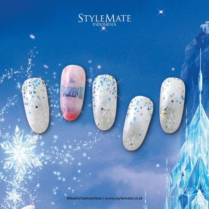 Wedding Nails by Stylemate Indonesia - 003