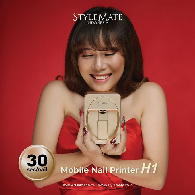 Wedding Nails by Stylemate Indonesia - 004