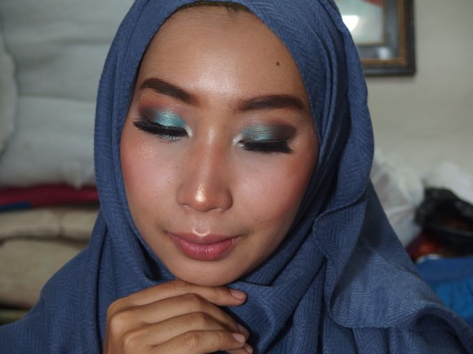 Glam Make Up by Feby Rachma Make Up Artist - 005
