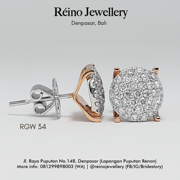 Anting anting or Earring by Reino Jewellery - 010