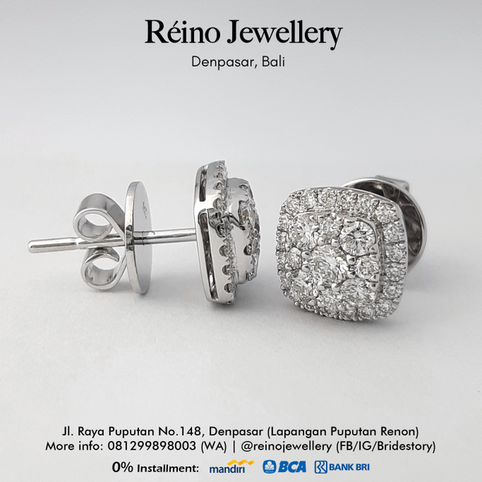 Anting anting or Earring by Reino Jewellery - 011