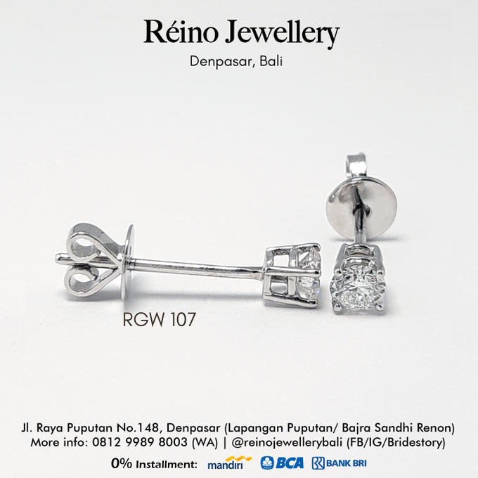 Anting anting or Earring by Reino Jewellery - 012