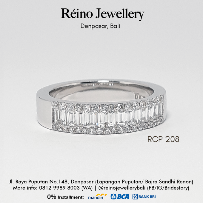 Engagement Ring - Cincin Perempuan by Reino Jewellery - 019