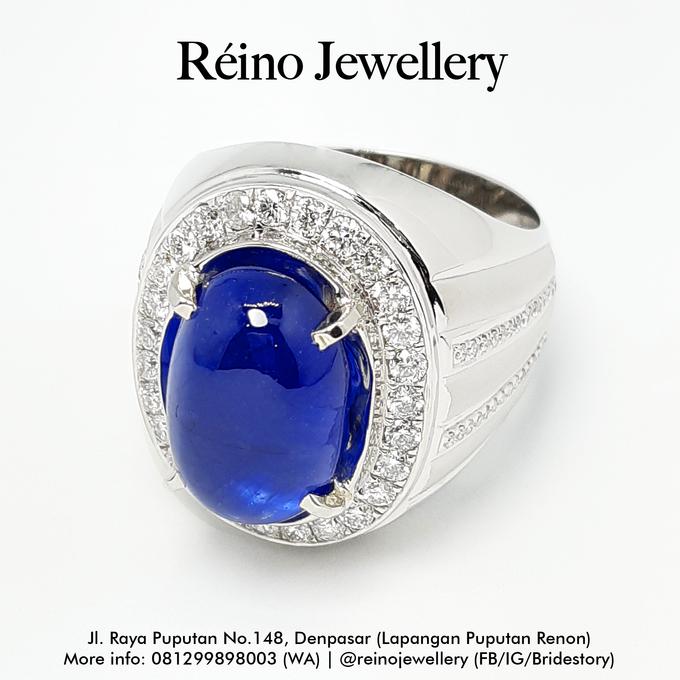 Men Ring or Cincin Pria by Reino Jewellery - 007