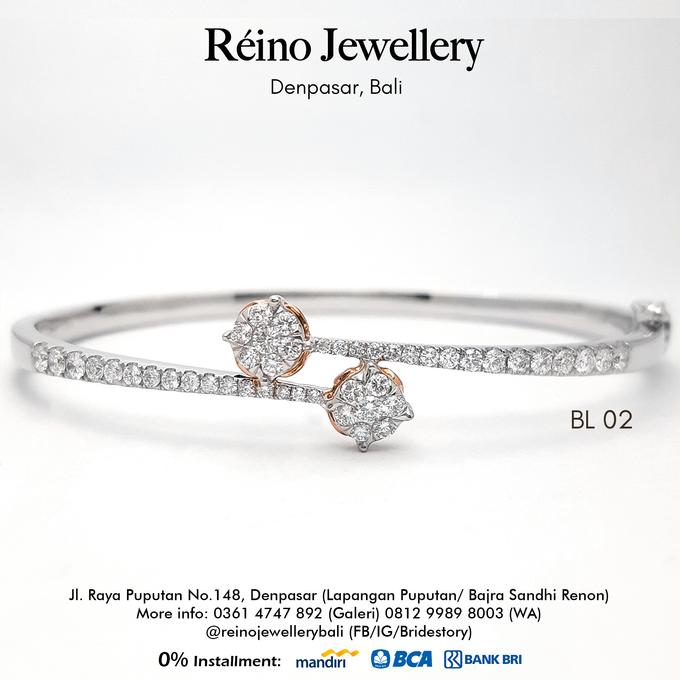 Gelang or Bangles & Bracelets by Reino Jewellery - 008