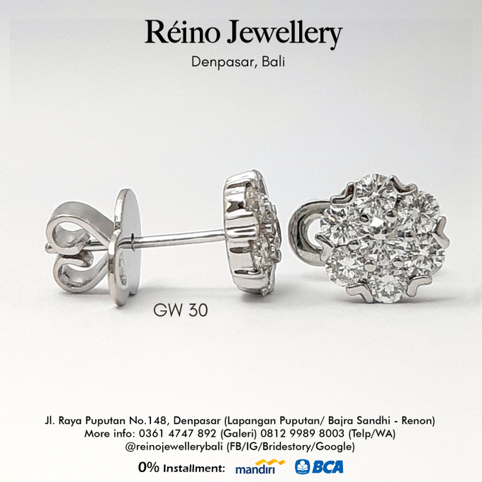 Anting anting or Earring by Reino Jewellery - 014