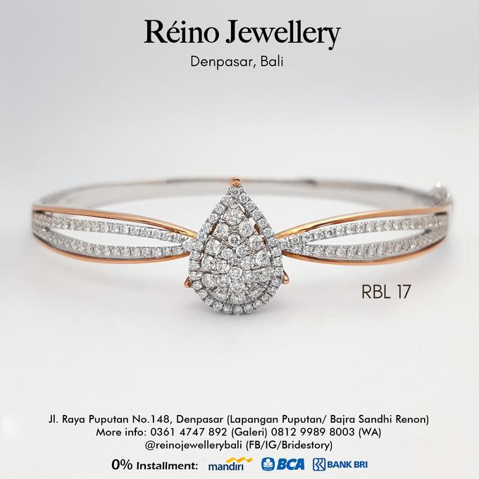 Gelang or Bangles & Bracelets by Reino Jewellery - 007