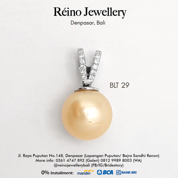 Liontin or Pendant by Reino Jewellery - 001