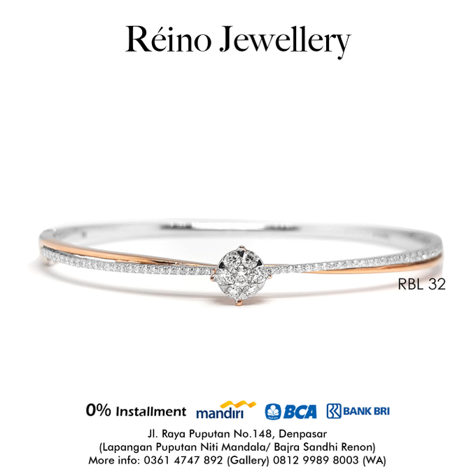 Gelang or Bangles & Bracelets by Reino Jewellery - 004