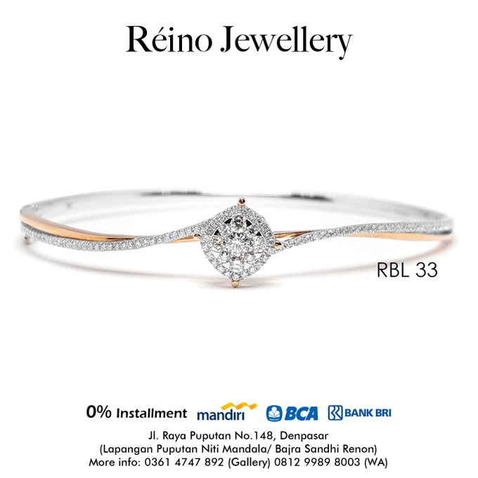 Gelang or Bangles & Bracelets by Reino Jewellery - 005