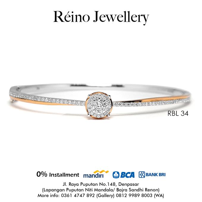 Gelang or Bangles & Bracelets by Reino Jewellery - 006