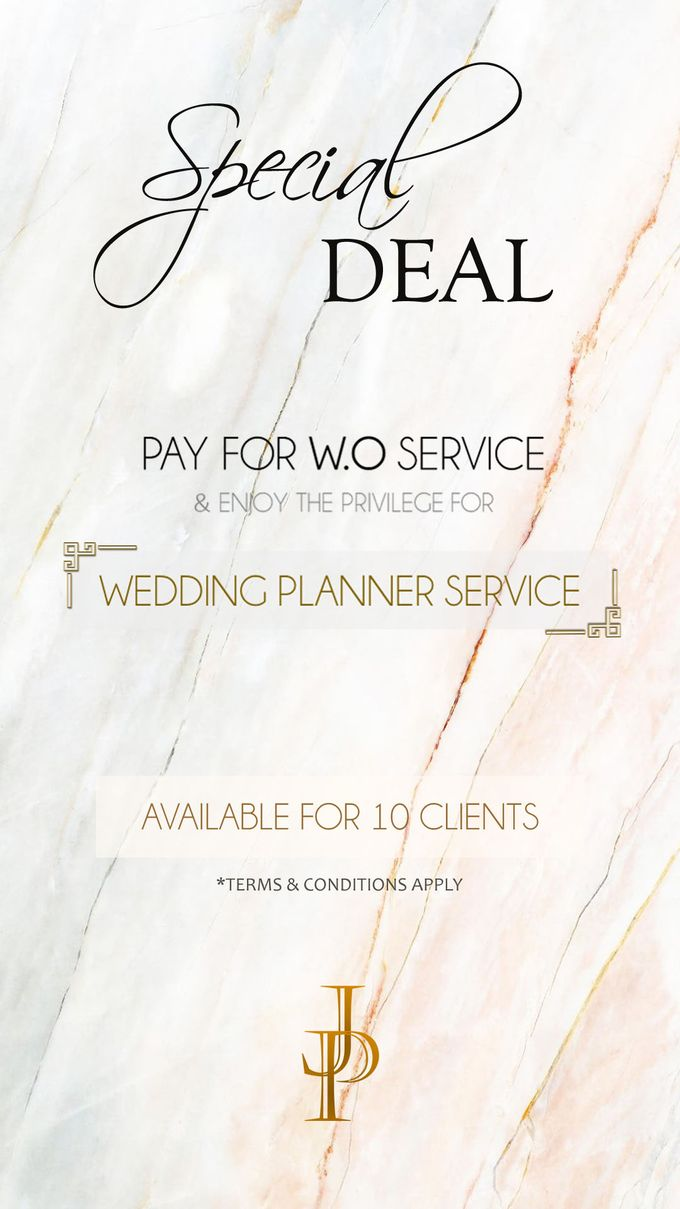 Special Deal on May - June 2019 by JP Wedding Enterprise - 001
