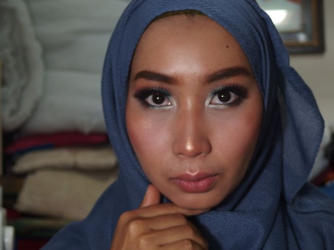 Glam Make Up by Feby Rachma Make Up Artist - 001