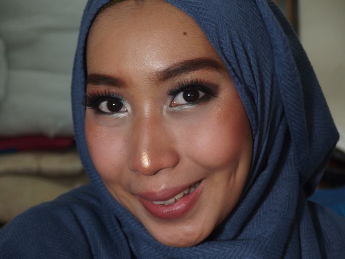 Glam Make Up by Feby Rachma Make Up Artist - 002