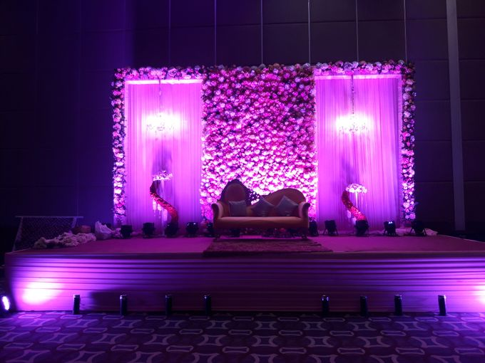 Wedding Decor And Hospitality by Xeel Events - 016