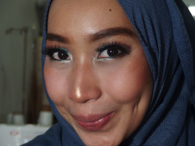 Glam Make Up by Feby Rachma Make Up Artist - 003