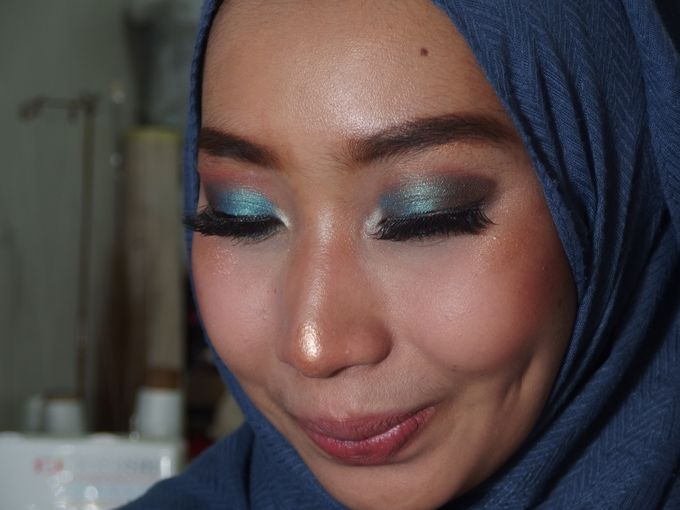 Glam Make Up by Feby Rachma Make Up Artist - 004