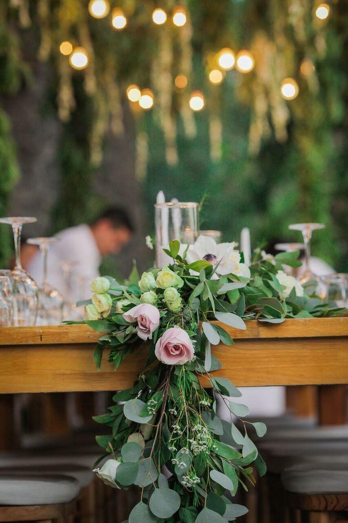 Sweet Garland Dinner by CITTA Wedding - 042