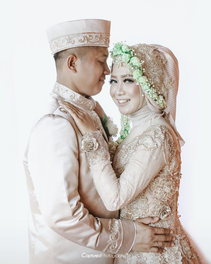 Titik & Fredy by Captured Photography - 002