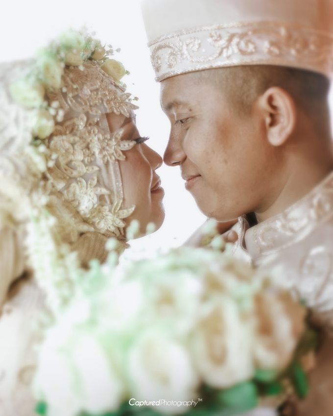 Titik & Fredy by Captured Photography - 001