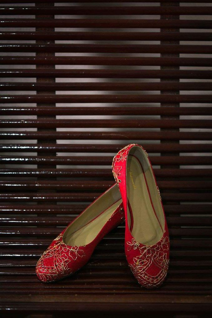 Shoes For Chinese Traditional Tea Ceremony by Moments Shoe - 005