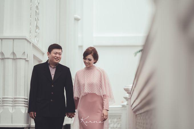 Inggrid - Irvan Wedding by Priceless Wedding Planner & Organizer - 019