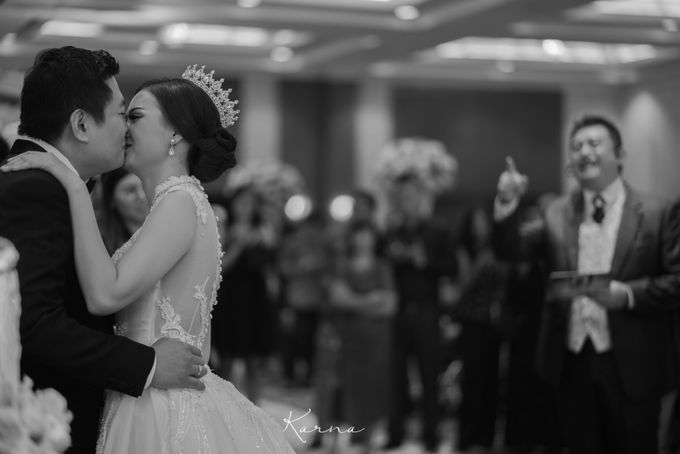 Inggrid - Irvan Wedding by Priceless Wedding Planner & Organizer - 008