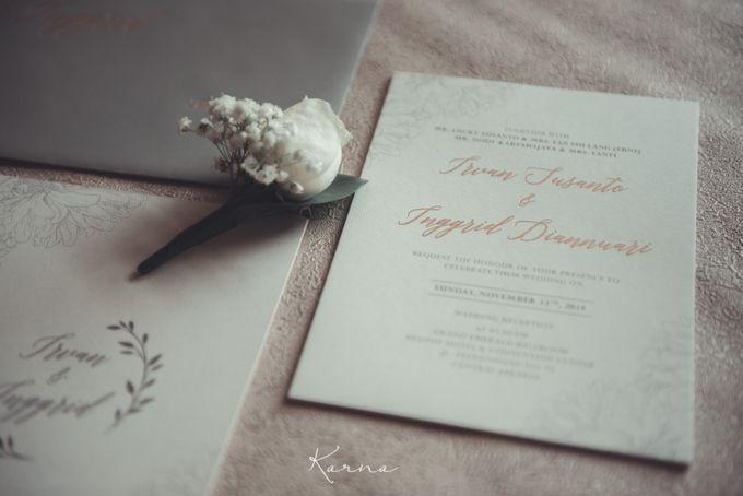 Inggrid - Irvan Wedding by Priceless Wedding Planner & Organizer - 017