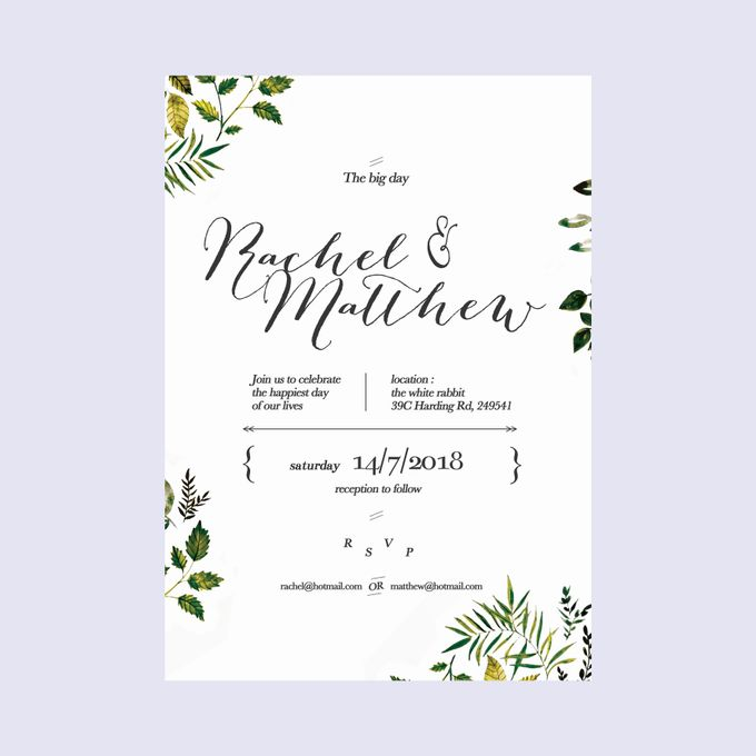 Botanical Bliss by merrieinvites - 002