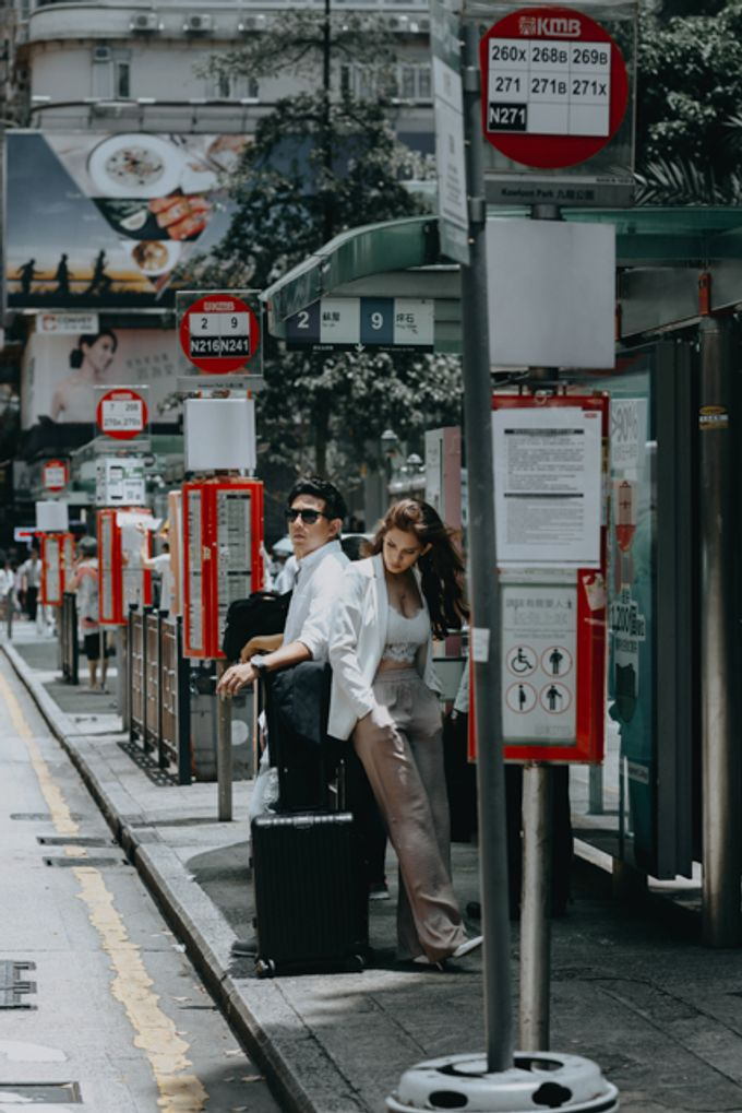 Ira & Irish Hong Kong Engagement by Garystacruzfilms - 006