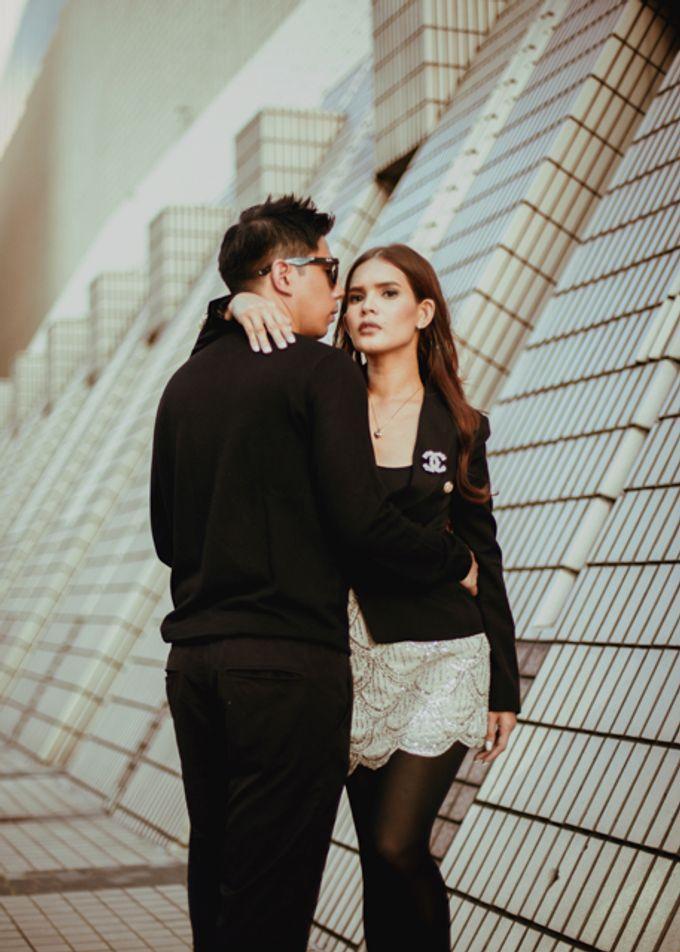 Ira & Irish Hong Kong Engagement by Garystacruzfilms - 030